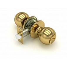 Комплект фурнитуры для санузла (эконом) ручка+2 петли золото